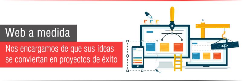 pagina web a medida valencia